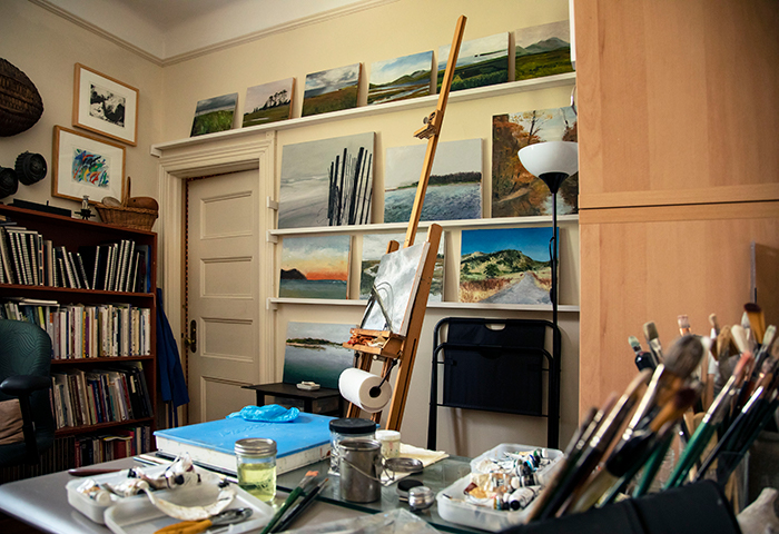 Image of Painting Studio