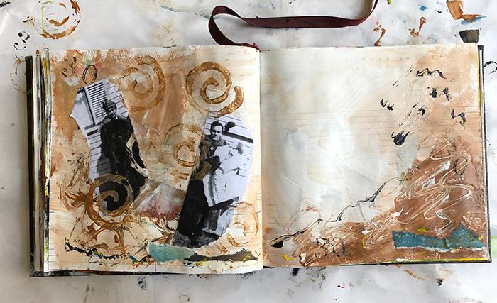 Image of soaking tea bags