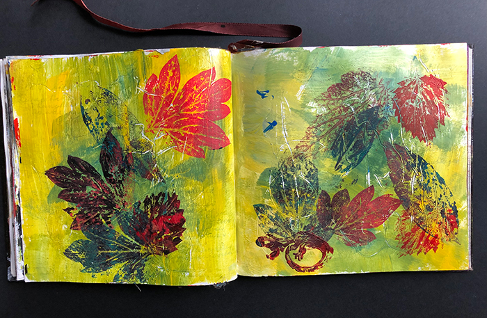Image of journal page
