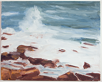 Schoodic Spray by Beth Emmott