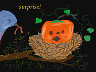 10.22: Pumpkins don't eat worms!