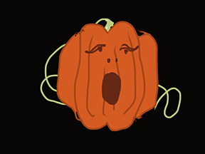10.5: Tired Pumpkin
