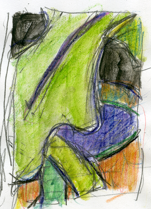 Image of color sketch
