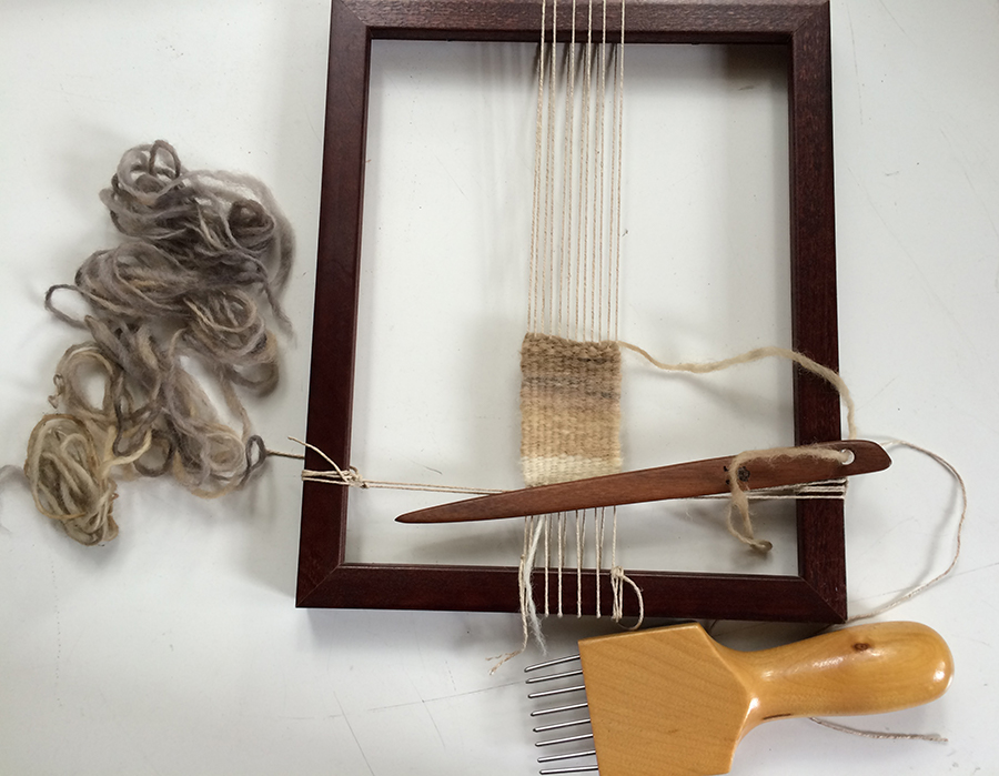 Small Tapestry Frame Loom